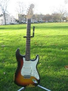 Fender Stratocaster 1963(Sunburst)