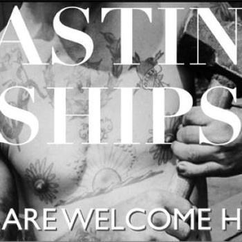 Casting ships,album artwork, You Are Welcome Home