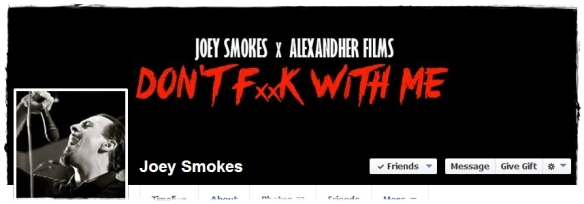 "Joey Smokes Newest Music Video Release ""Don't FxxK With Me (I Will Find You)(Official w/ Explicit Lyrics)."