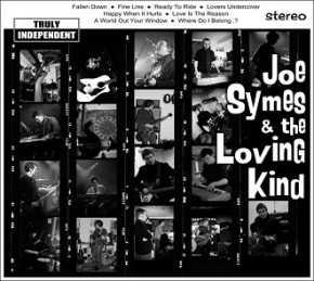 Interview with JOE SYMES & The Loving Kind