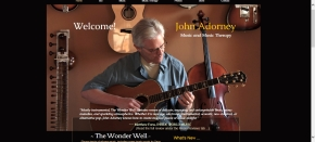 The Wonder Well is a Flourishing Musical Cornucopia by John Adorney