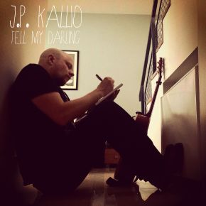 New Release:Tell My Darling by J.P. Kallio