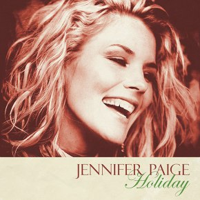 Holiday is a beautiful  gift from Jennifer Paige
